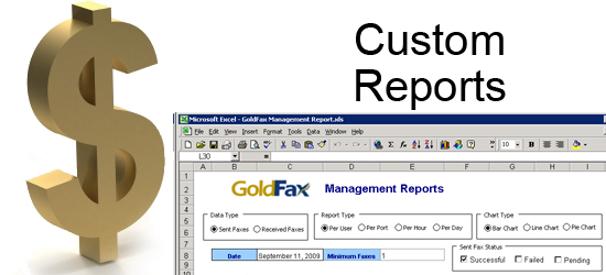 GoldFax Reports